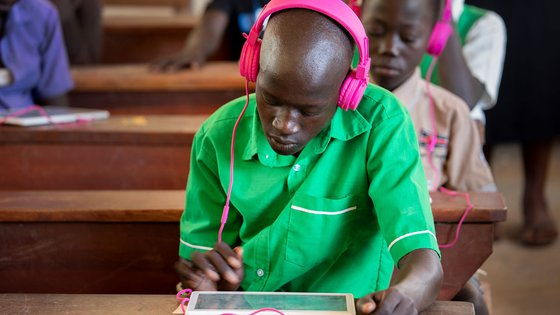 Can't Wait to Learn - Uganda - War Child