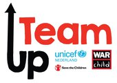 TeamUp partner War Child