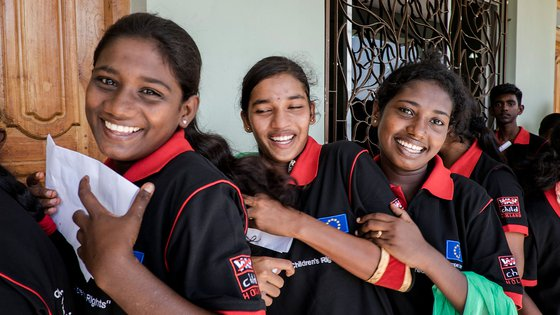 Sri Lanka children's parliament children rights War Child