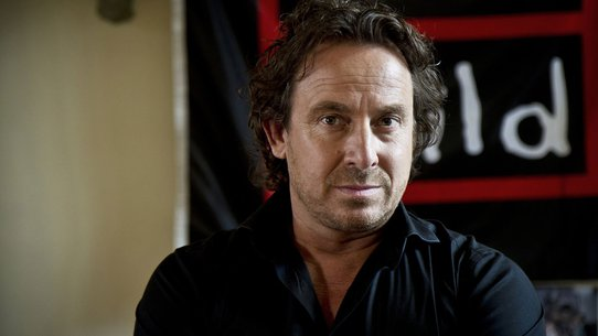 War Child ambassadeur Marco Borsato-portret