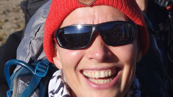 Marleen - War Child collega de Kilimanjaro op
