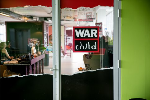 War Child Holland kantoor